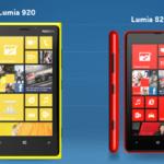 Первые фотографии Nokia Lumia 820 и 920