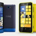 Nokia Lumia 620 vs HTC Windows Phone 8S