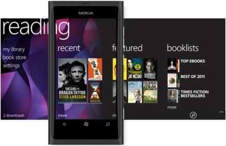Nokia Reader для Lumia