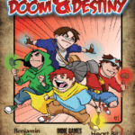 Doom & Destiny  — игра для Nokia Lumia в жанре RPG