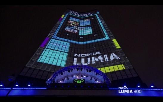 Реклама Нокиа Люмия 920 Музыка