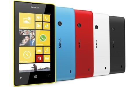 Дата выхода Lumia 520