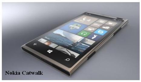 Nokia Catwalk