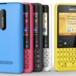 Nokia Asha 210 — телефон для любителей социальных сетей