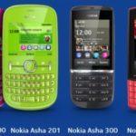 Выберите свою Nokia Asha — сравните модели!