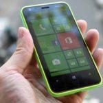 Отзывы о телефоне Nokia Lumia 620