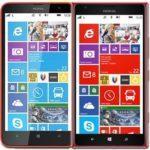 Сравнение Nokia Lumia 1320 и Nokia Lumia 1520