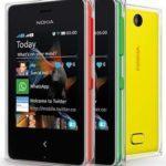 Nokia Asha 500,502 и 503 — смартфоны с уникальным дизайном