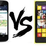 Nokia Lumia 1020 vs Google Nexus 5: Выбор лучшего!