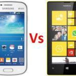 Nokia Lumia 525 vs Samsung Galaxy S Duos 2