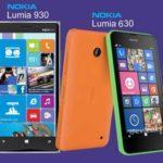 Стартовали продажи Nokia Lumia 630 и 930!