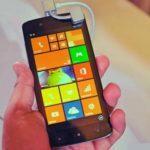 Micromax Canvas Win W121 — новый  индийский  смартфон