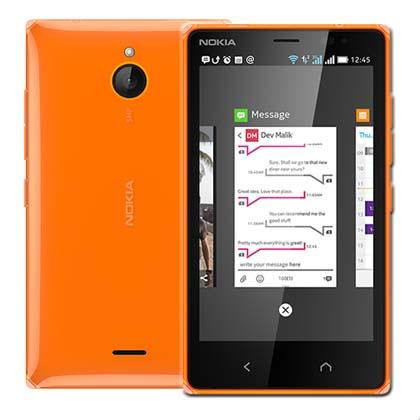 Nokia X2  - фотографии