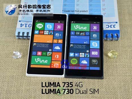 фотографии Nokia Lumia 730