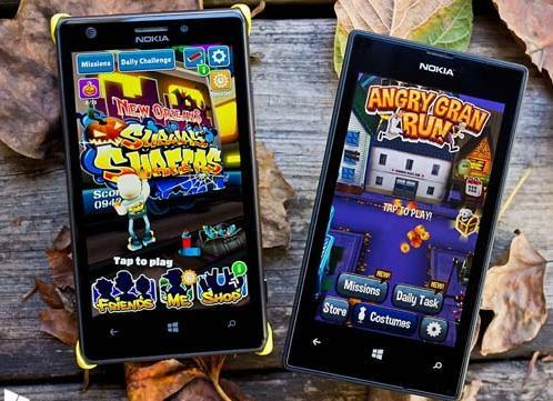 игры windows phone для Хэллоуин