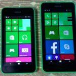 Сравнение смартфонов Lumia 530 и Lumia 630