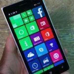 Первый взгляд на Nokia Lumia 830