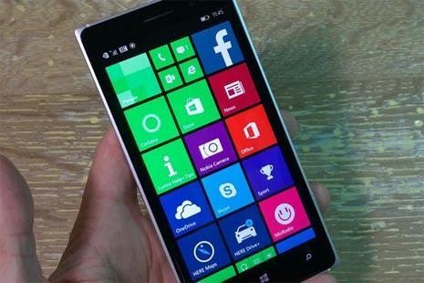 обзор Nokia Lumia 830