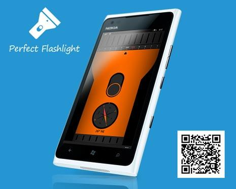 фонарик для windows phone