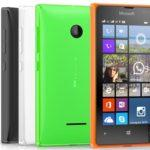 Microsoft Lumia 532 — новый бюджетник на WP 8.1 c двумя SIM