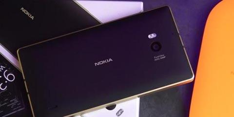 Золотая lumia 930 gold edition
