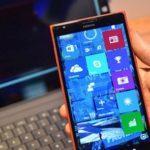 Слухи: Первый телефон на Windows 10 появится в конце мая