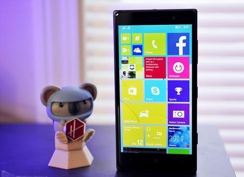 Lumia 830 windows 10