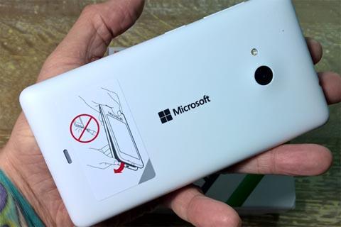 инструкция для lumia 535