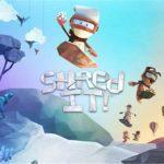 Shred It! – яркий сноубординг на вашем Windows Phone