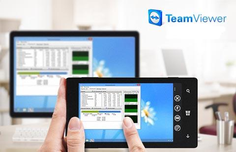 TeamViewer для Windows Phone