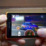 Видео с Lumia 435: Отличный  смартфон для игр