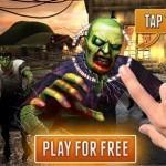 GunFinger: веселая зомби-стрелялка для Lumia