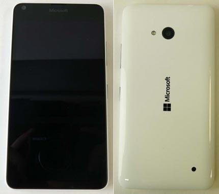 крышка lumia 640