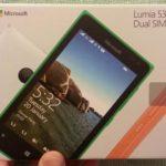 Наше мнение о смартфоне Lumia 532