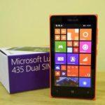 Обзор Lumia 435 Dual Sim: Стоит ли купить этот бюджетник?
