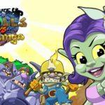 Trolls vs Vikings — веселая игра в стиле Plants vs Zombies