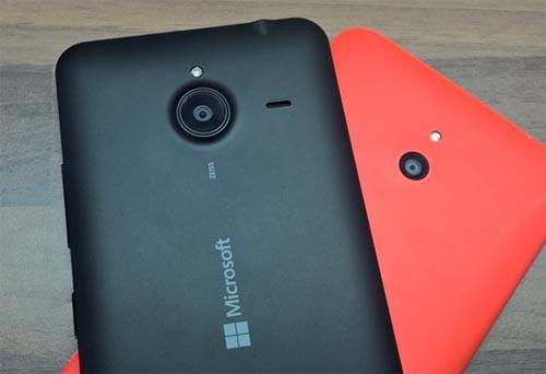 lumia 640 XL vs Lumia 1320