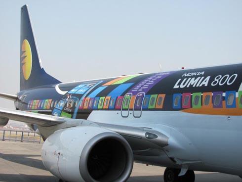 lumia режим в самолете