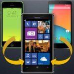 Инструкция: как скопировать и перенести контакты на Nokia Lumia?