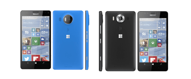 lumia 950 и 950XL