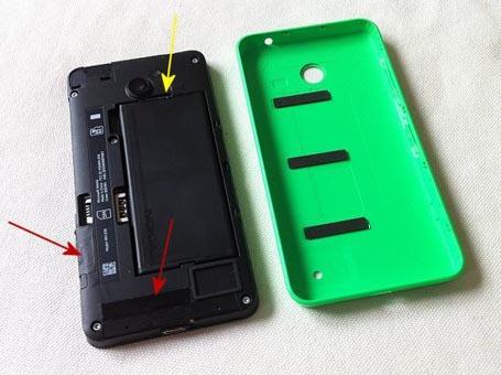 lumia6303touch