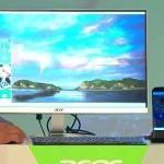 Acer Jade Primo — смартфон способный заменить компьютер