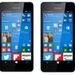 Первые фотографии Lumia 550:  четыре цвета на выбор