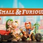 Small & Furious — весёлые гонки в мультяшном мире