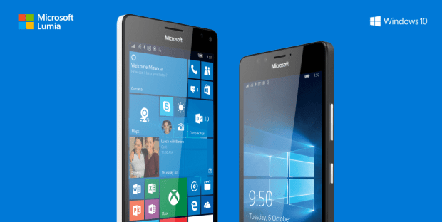 lumia 950 vs lumia 950xl