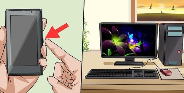 как подключить lumia к компьютеру