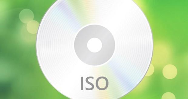создание iso образа windows 10
