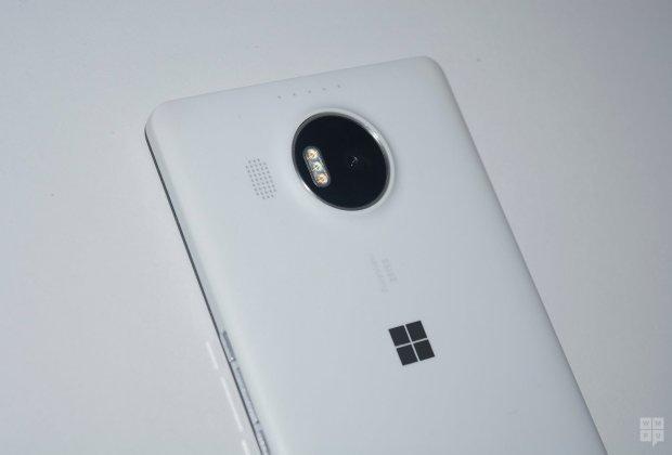 камера lumia 950 xl