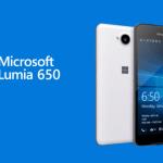 Lumia 650:  золотая середина между Lumia 550 и Lumia 950
