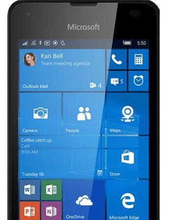 дисплей lumia 550